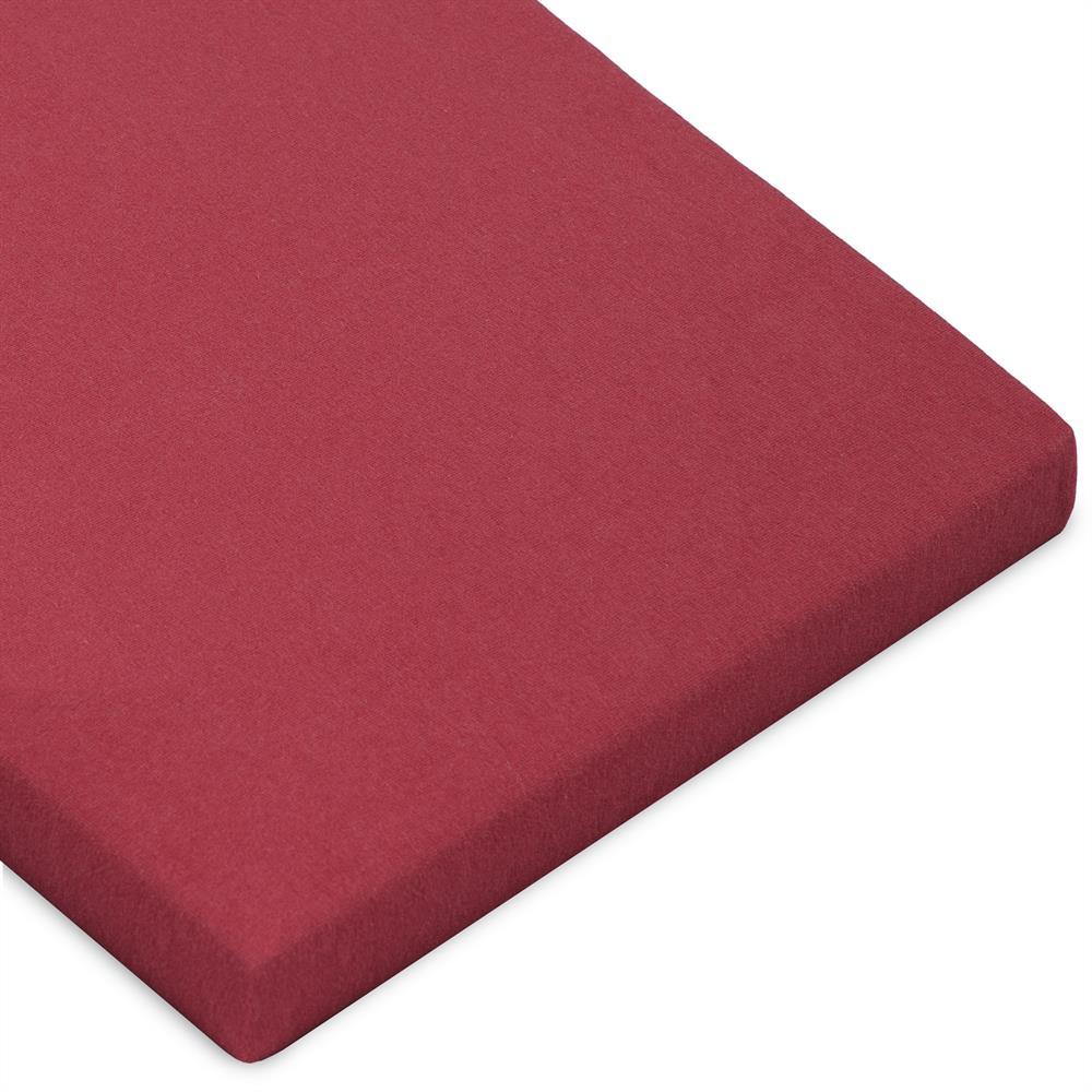 topper spannbettlaken spannbetttuch jersey baumwolle. Black Bedroom Furniture Sets. Home Design Ideas