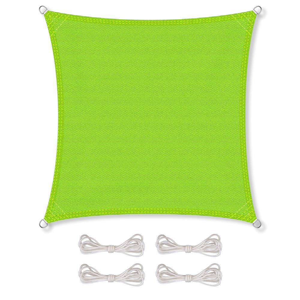 Indexbild 9 - Sonnenschutz Segel HDPE Vierecke Sonnendach Segeltuch Balkon UV-Schutz CelinaSun