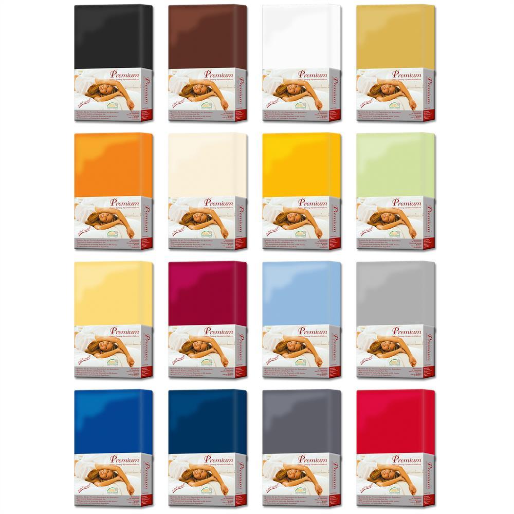 premium spannbettlaken baumwolle 180x200 200x220 natur heimtextilien. Black Bedroom Furniture Sets. Home Design Ideas