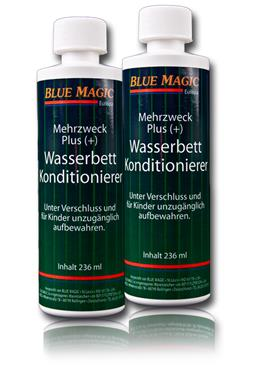 Set / Blue Magic Vinylcreme 1 Karton á 24 Flaschen  a 236 ml