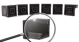 Bodenschoner Set Kunststoff 12x für Biertischgarnitur