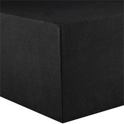 Spannbettlaken Jersey Active 200x200-200x220 schwarz