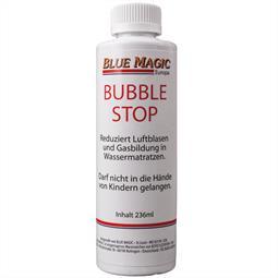 Blue Magic Bubble Stop 236ml Wasserbetten Zubehör bei Luft im Wasserbett
