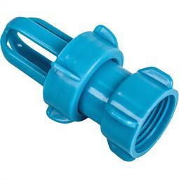 Blue Magic Füll-/Entleerstutzen mit Dichtring für Wasserbetten