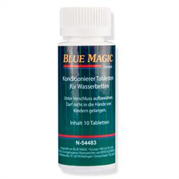 Blue Magic Konditionierer Tabletten 10 St/Flasche