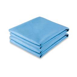 Handtuch Reise-Handtuch Sport Largo Doppelpack  40x80 blau