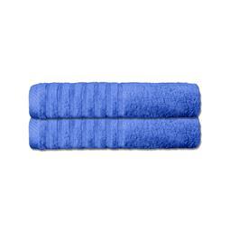 CelinaTex Handtuch Baumwolle Frottee Pisa royalblau 30x50