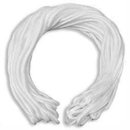 CelinaSun Befestigung Sonnensegel Flechtleine 20m weiß