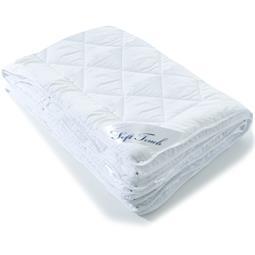 aqua-textil Steppbett 4 Jahreszeitendecke Soft Touch Mikrofaser 135x200