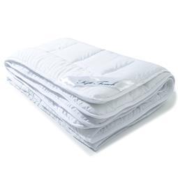 aqua-textil Steppbett Sommerdecke Bettdecke Soft Touch Mikrofaser 135x200