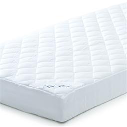 aqua-textil Unterbett Auflage Schonbezug Wasserbett Soft Touch Mikrofaser 100x200