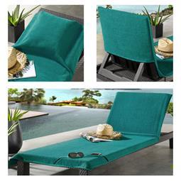 CelinaTex Strandhandtuch Frottee Reißverschluss Tasche Sunly 80x200 türkis