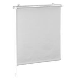 CelinaSun Verdunkelungsrollo Polyester Seitenzug Thermobeschichtung ohne Bohren 60x150 cm hellgrau