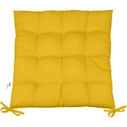 Sitzkissen Sitzauflage Yoyo 40x40 gelb